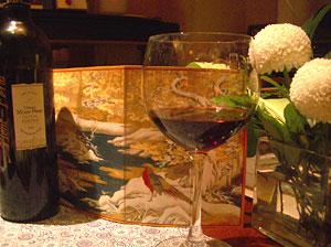 新年ワイン