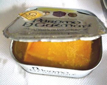 チーズ缶詰