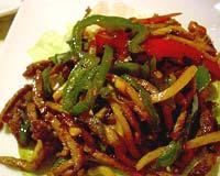 竹苑炒め物