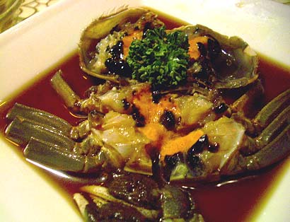 竹苑上海蟹