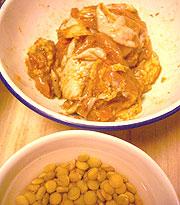 カレー用鶏肉