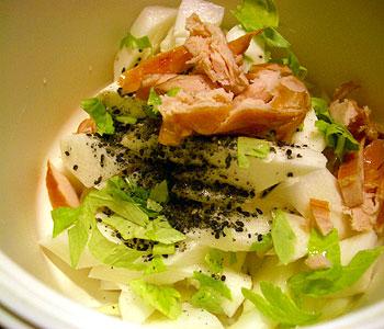 長芋サラダ1