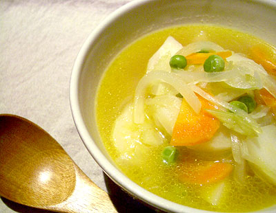 オリーブスープ
