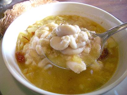 白子スープ