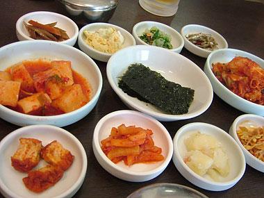 ソルロンタン小菜