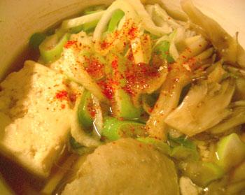 豆腐小鍋一味