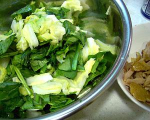 トウチサラダ1