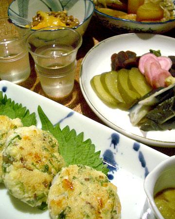 日本酒の肴