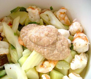 海老サラダ2