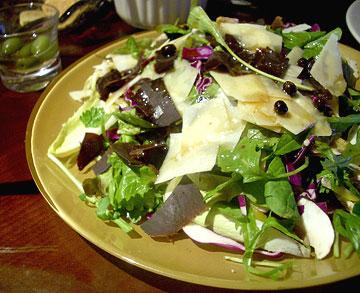 トンノのサラダ