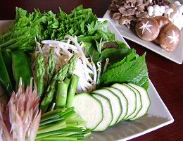 焼きしゃぶ野菜1