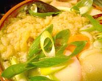 権太呂鍋焼き
