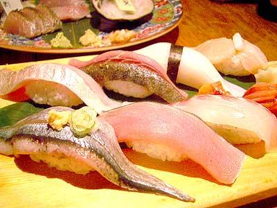 海鮮山寿司