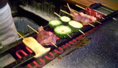 ミシマ串焼き