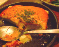 七味や明太豆腐
